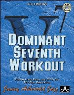 DOMINANT SEVENTH WORKOUT Volume 84 + CD
