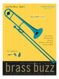 BRASS BUZZ for Trombone + DVD/CD