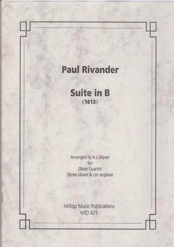 SUITE in B (1613)