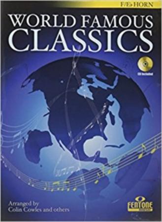 WORLD FAMOUS CLASSICS + CD