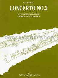 CONCERTO No.2 in Bb major, HWV 302