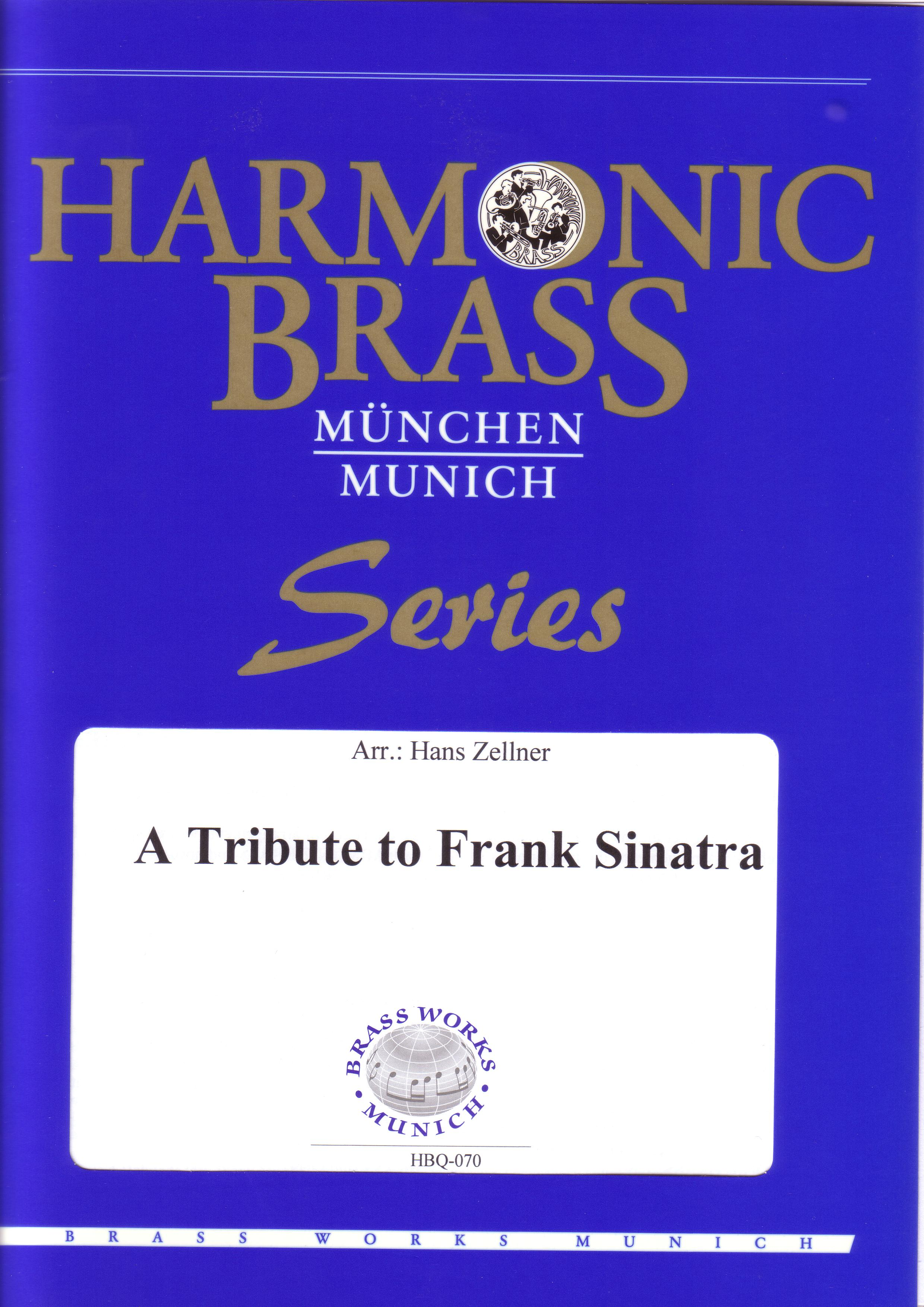 A TRIBUTE TO FRANK SINATRA score & parts