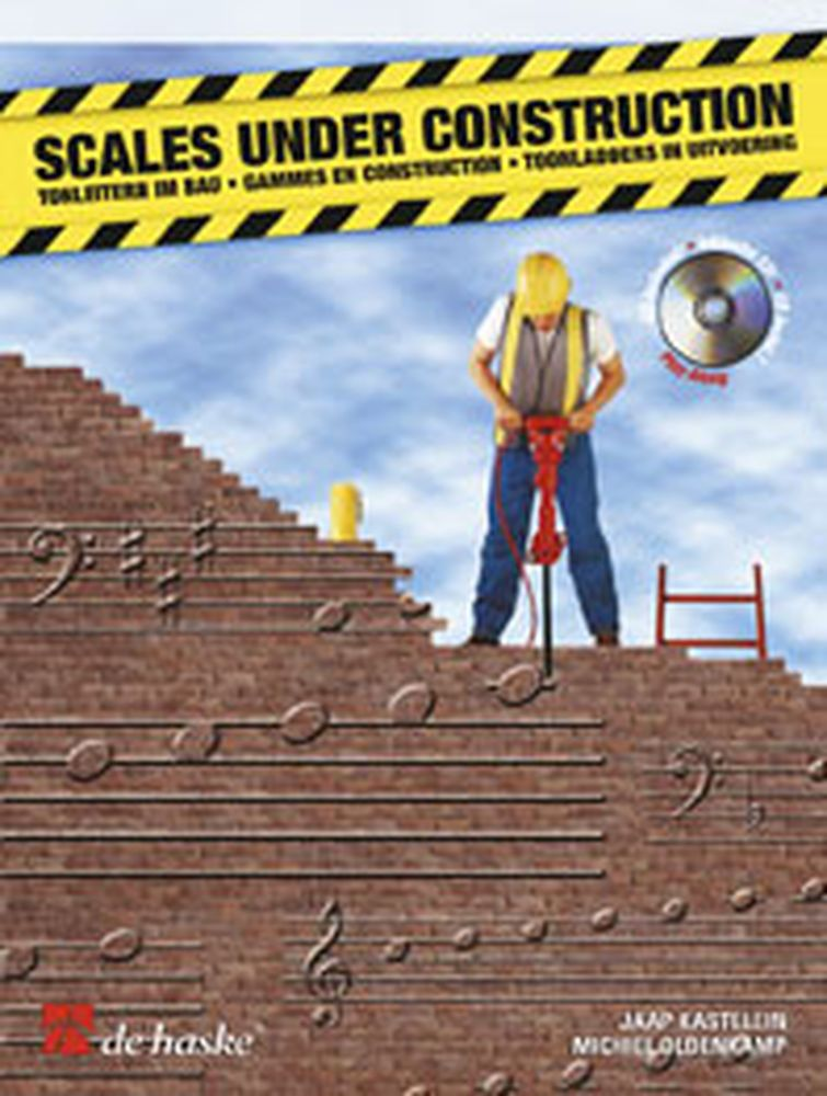SCALES UNDER CONSTRUCTION + CD