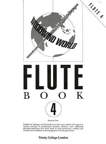 WOODWIND WORLD Flute Book 4 (part only)