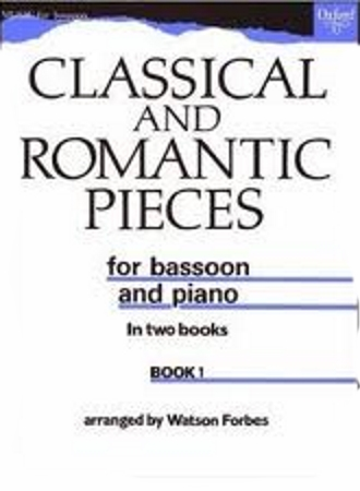 CLASSICAL AND ROMANTIC PIECES Book 1