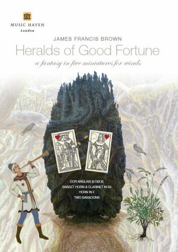 HERALDS OF GOOD FORTUNE (score & parts)