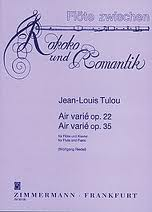 AIR VARIE Op.22 & AIR VARIE Op.35