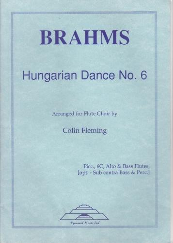 HUNGARIAN DANCE No.6