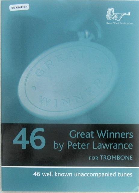 GREAT WINNERS + CD Trombone Part (bass clef)