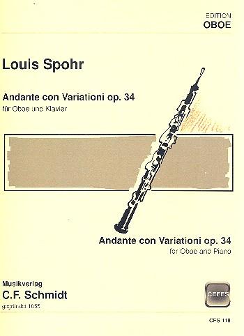 ANDANTE CON VARIAZIONI Op.34