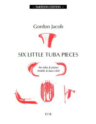 SIX LITTLE TUBA PIECES (treble/bass clef)