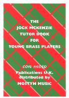 THE JOCK MCKENZIE TUTOR Book 2 bass clef trombone