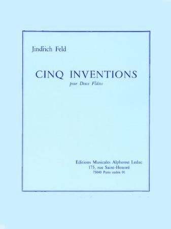 CINQ INVENTIONS