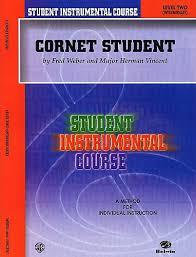 CORNET STUDENT Level 2