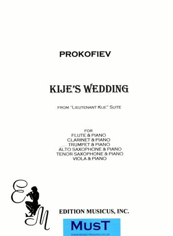 KIJE'S WEDDING