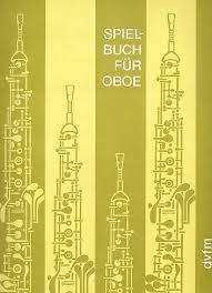 SPIELBUCH FUR OBOE (classical works)