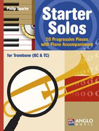 STARTER SOLOS + CD (treble/bass clef)