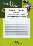 DUETT ALBUM (JUNIOR SERIES) (horn in Eb)