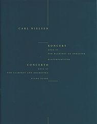 CLARINET CONCERTO Op.57