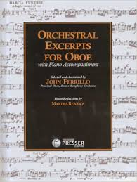 ORCHESTRAL EXCERPTS FOR OBOE
