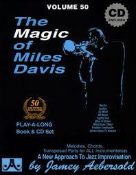THE MAGIC OF MILES DAVIS Volume 50 + CD