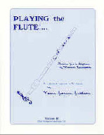 PLAYING THE FLUTE Book 4
