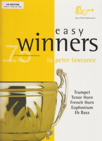 EASY WINNERS for French Horn + CD