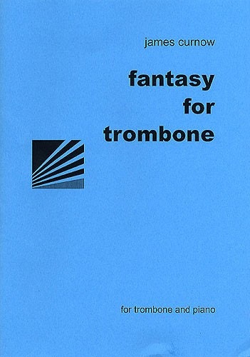 FANTASY for Trombone (treble/bass clef)