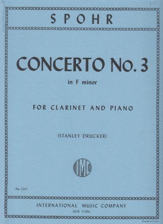 CONCERTO No.3 in F minor