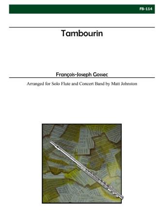 TAMBOURIN (score & parts)