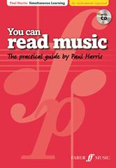 YOU CAN READ MUSIC + CD