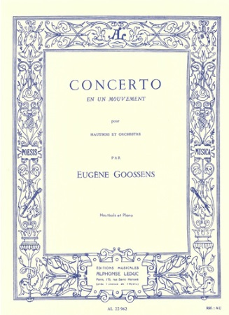 CONCERTO in One Movement Op.45