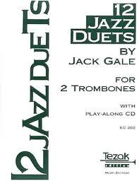 12 JAZZ DUETS + CD