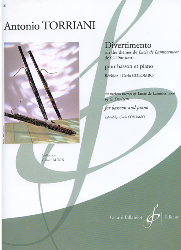 DIVERTIMENTO on themes of Lucia di Lammermoor