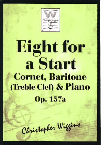 EIGHT FOR A START Op.157a (Treble Clef)