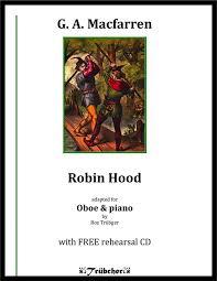 ENTRACTE 'ROBIN HOOD' + CD