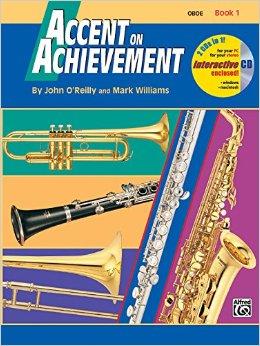 ACCENT ON ACHIEVEMENT Book 1 + CD