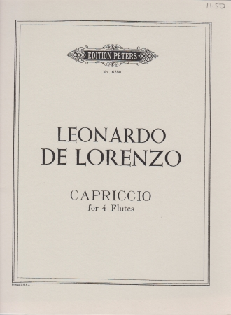 CAPRICCIO Op.82 No.3