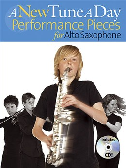 A NEW TUNE A DAY Performance Pieces + CD