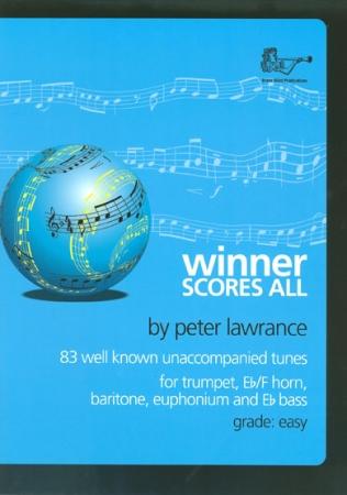 WINNER SCORES ALL + CD Horn Part