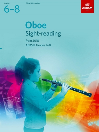 OBOE SIGHT-READING TESTS Grade 6-8 (from 2018)