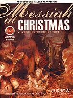 MESSIAH AT CHRISTMAS + CD
