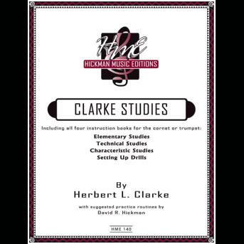 CLARKE STUDIES (Complete Set)