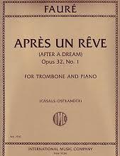 APRES UN REVE Op.32 No.1