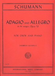 ADAGIO AND ALLEGRO in Ab major Op.70
