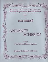 ANDANTE SCHERZO