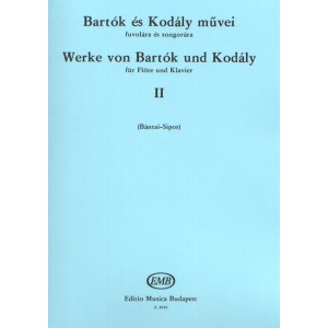 WORKS BY BARTOK and KODALY Book 2