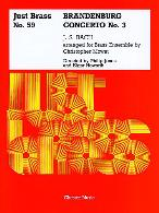 BRANDENBURG CONCERTO No.3 (JB59)