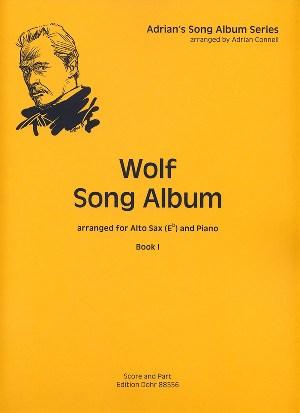 WOLF SONG ALBUM Book 1