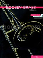 BOOSEY BRASS METHOD Repertoire Book B (Trombone bass clef)